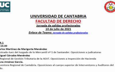 La Asociación Profesional del Cuerpo Superior de Interventores y Auditores del Estado visita la Universidad de Cantabria