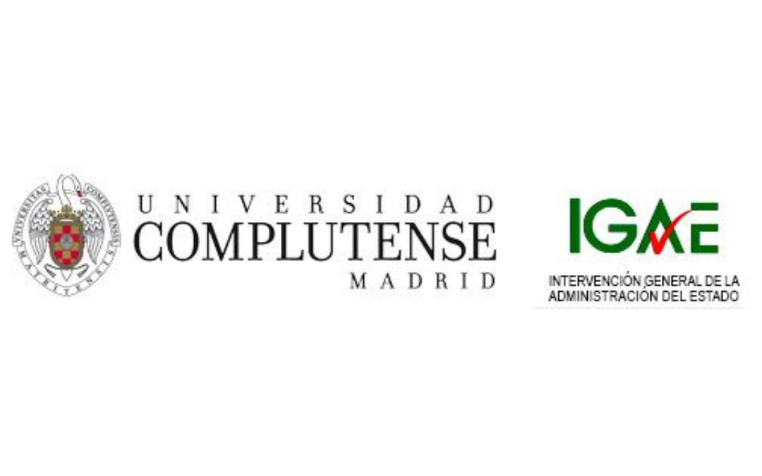 Firma del Convenio entre la IGAE y la Universidad Complutense de Madrid para la realización de prácticas académicas externas